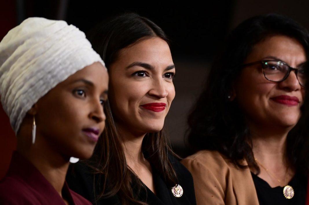 American politics The Squad