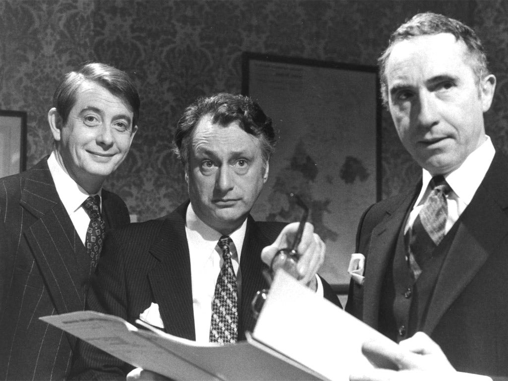 The Bfd Yes Minister No Minister Three Bags Full Minister