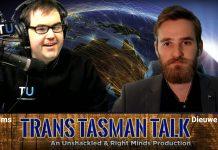 Trans-Tasman Talk