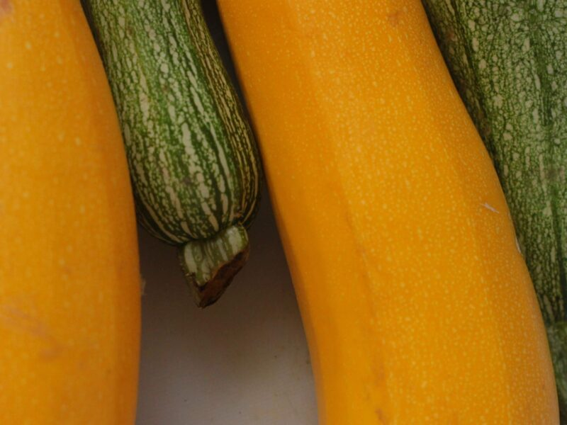 closeup photography of yellow and green vegetables