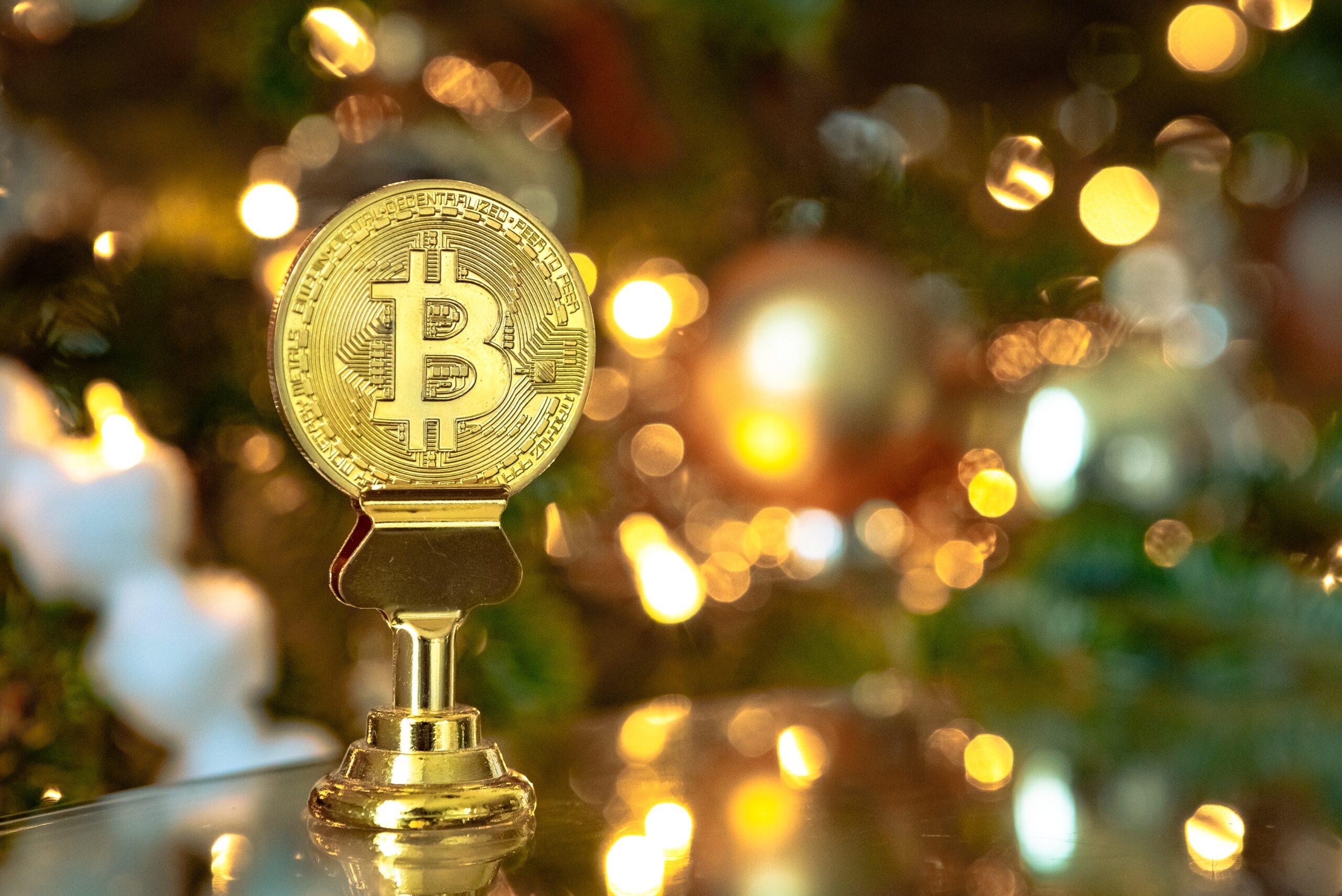 gold billion sign trophy